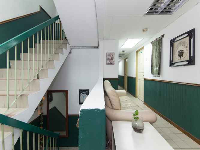 LOBBY A&N Motel Damansara