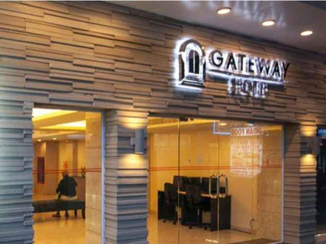 EXTERIOR_BUILDING Gateway Hotel Bangkok