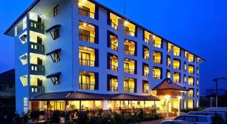 EXTERIOR_BUILDING Siam Place Airport Hotel