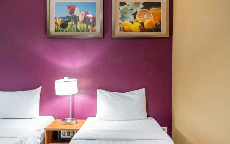 The Richy Place Guest House Bangkok - Standard Twin Room