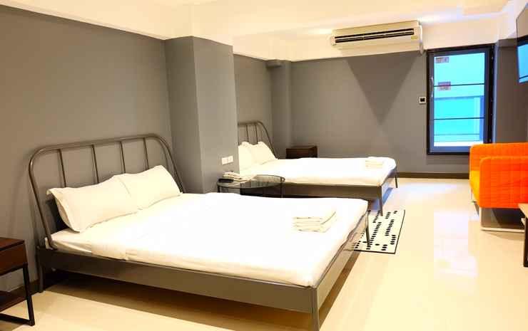 Cloud Nine Lodge Bangkok - Family Room, 2 Double Beds - No Breakfast