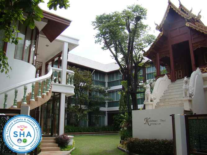 EXTERIOR_BUILDING Kodchasri Thani Hotel Chiangmai