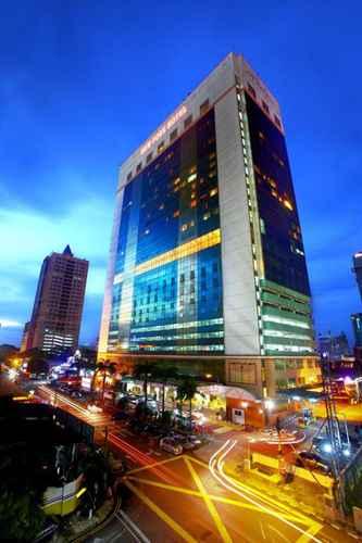 EXTERIOR_BUILDING New York Hotel Johor Bahru