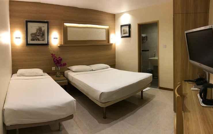 Robertson Quay Hotel Singapore - Deluxe Triple