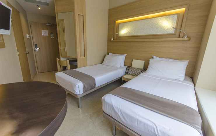 Robertson Quay Hotel Singapore - Deluxe Twin