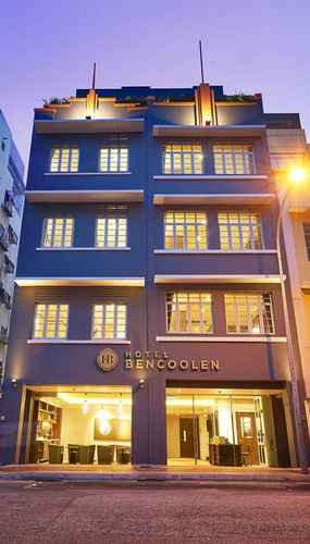 EXTERIOR_BUILDING Hotel Bencoolen @ Hong Kong Street