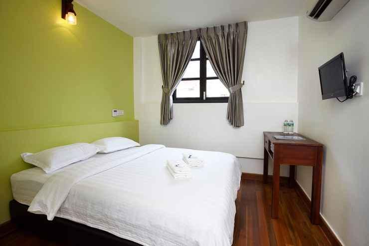 BEDROOM Hotel Paloma Inn
