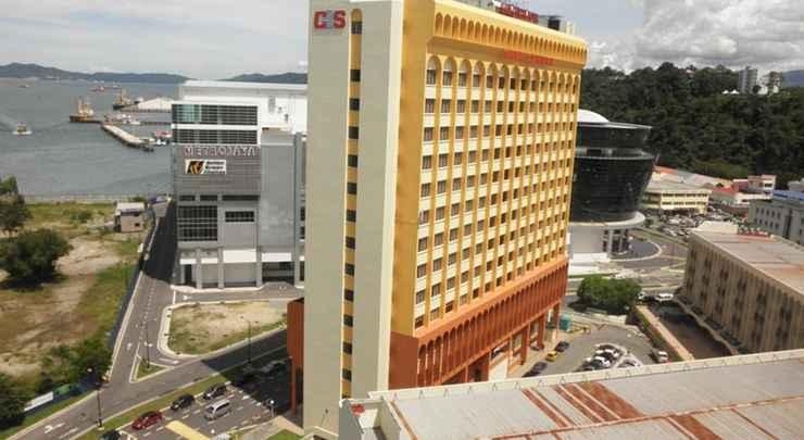 EXTERIOR_BUILDING Gaya Centre Hotel