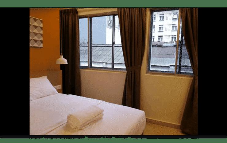 1000 Miles Kuala Lumpur - Superior Double Room (With Window)