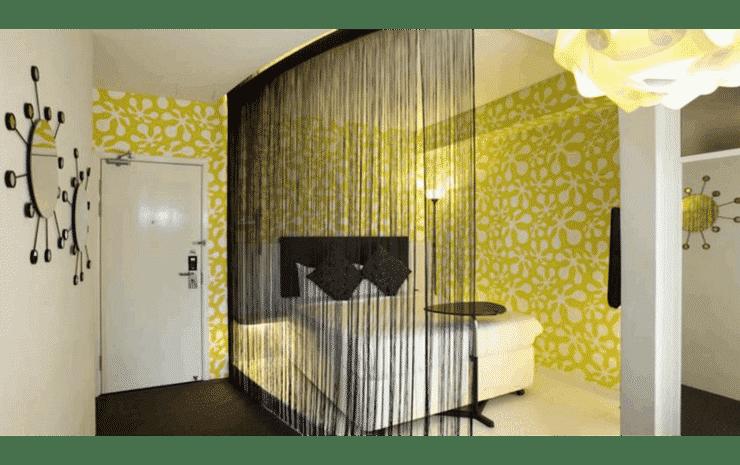Hotel Zamburger Bliss Johor - Designer Boutique Room