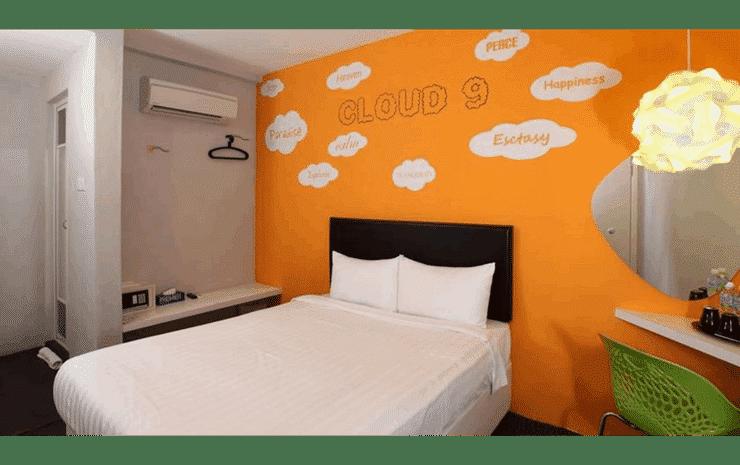 Hotel Zamburger Bliss Johor - Deluxe Room