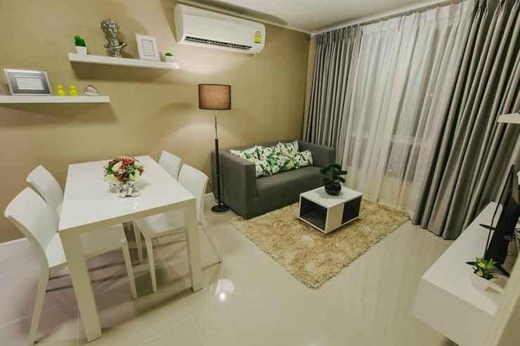 BEDROOM Vienghomnuan Suite Chiang Mai (D Vieng Santithum Condo)