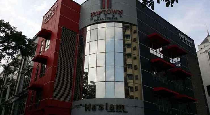 EXTERIOR_BUILDING Koptown Hotel Kuala Lumpur