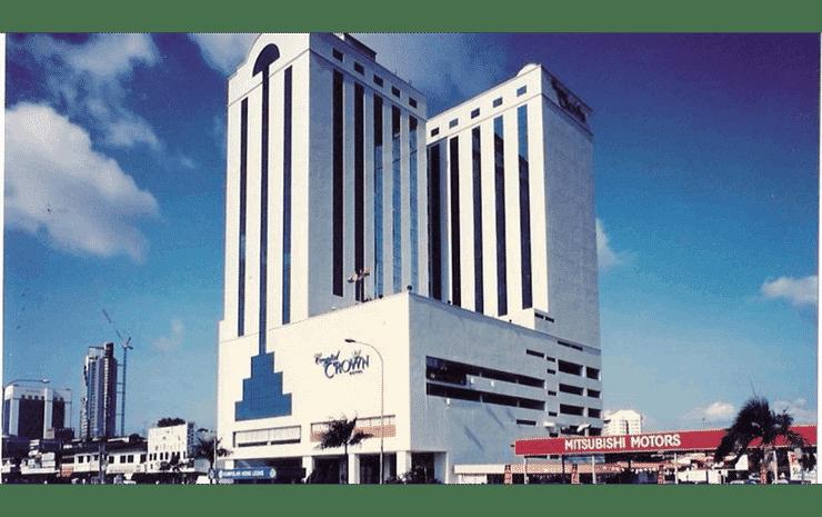 Crystal Crown Hotel Johor Bahru Johor -