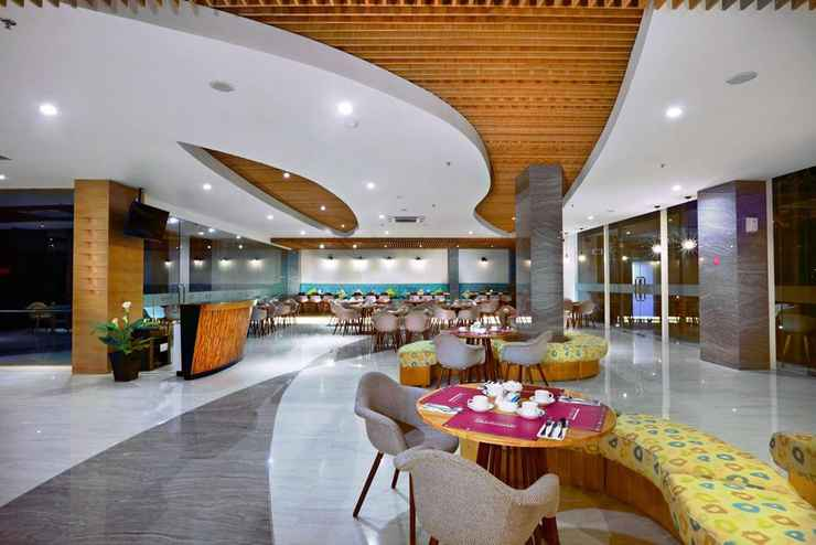 LOBBY favehotel Banjarbaru Banjarmasin