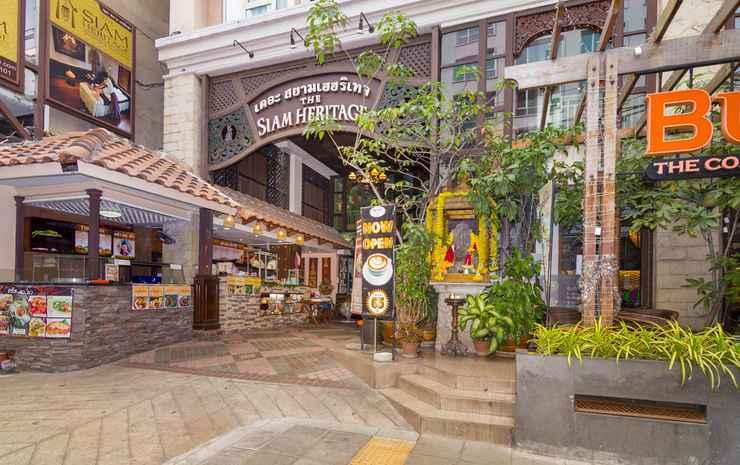 The Siam Heritage Hotel Bangkok -