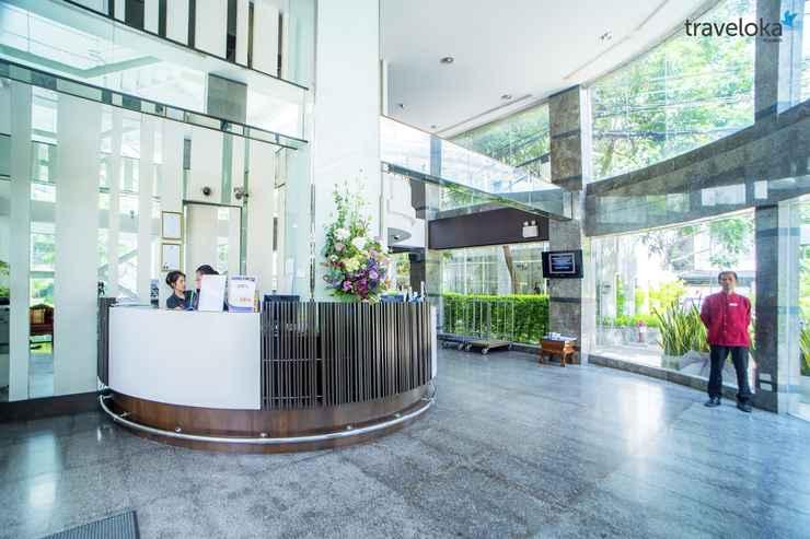 LOBBY Trang Hotel Bangkok