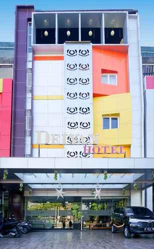 EXTERIOR_BUILDING Deivan Hotel