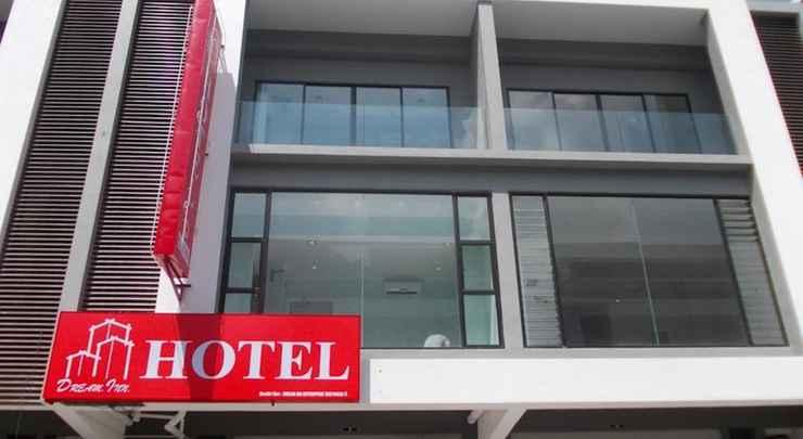 EXTERIOR_BUILDING Dream Inn Hotel