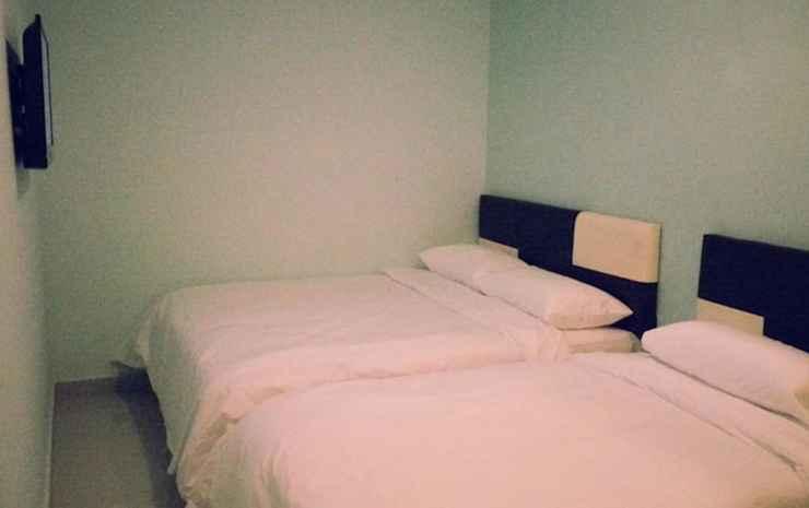 Dream Inn Hotel Kuala Lumpur - Standard Triple Room with No Window