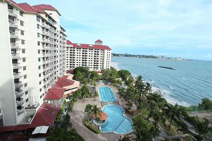 EXTERIOR_BUILDING Glory Beach Resort