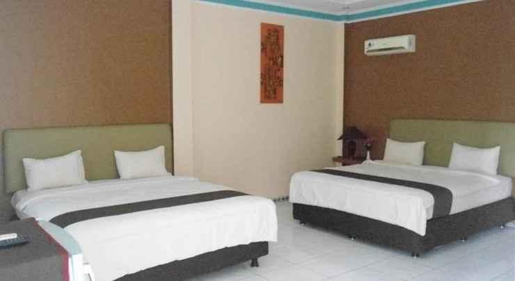 BEDROOM Hotel Alam Sutra