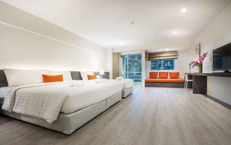 Le Tada Residence Bangkok - Family Room Balcony Room Only