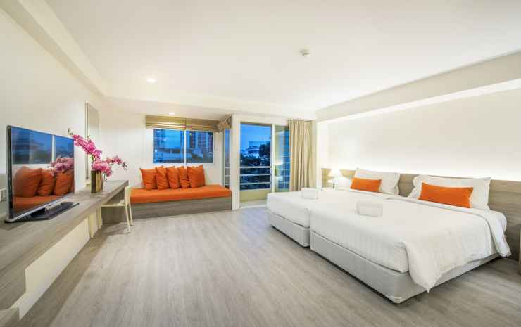 Le Tada Residence Bangkok - Deluxe Room with Balcony Room Only