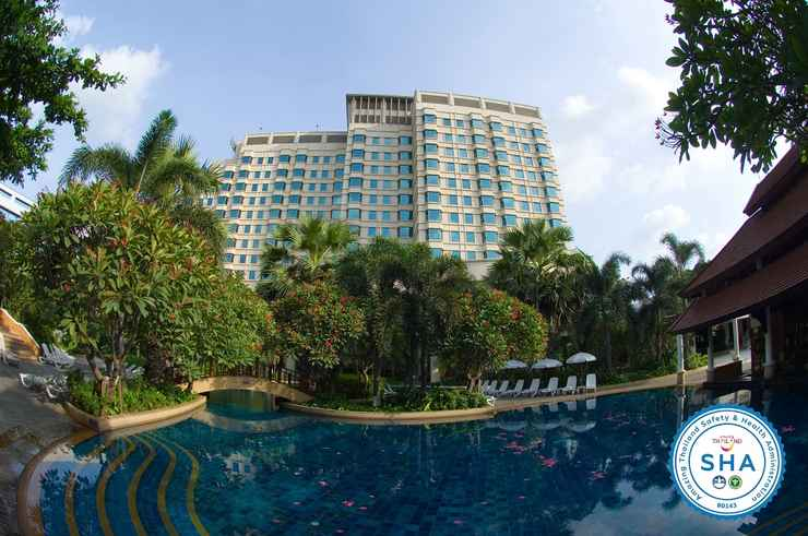 EXTERIOR_BUILDING Rama Gardens Hotel Bangkok (SHA certified)
