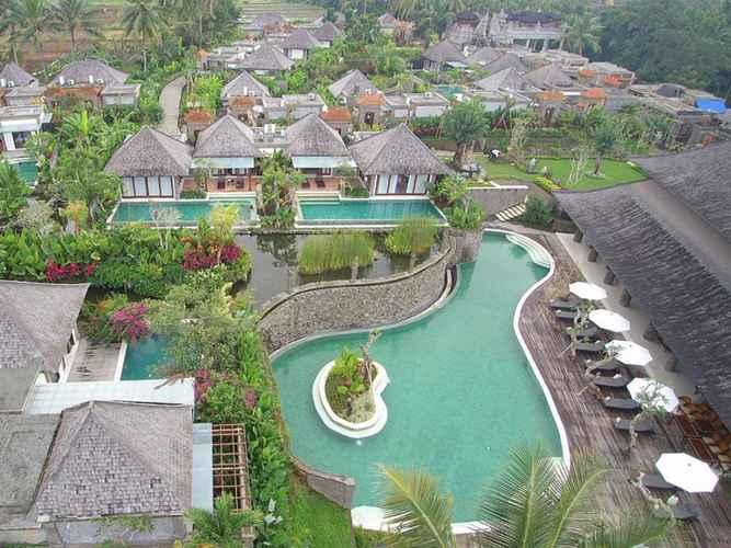 EXTERIOR_BUILDING Visesa Ubud Resort