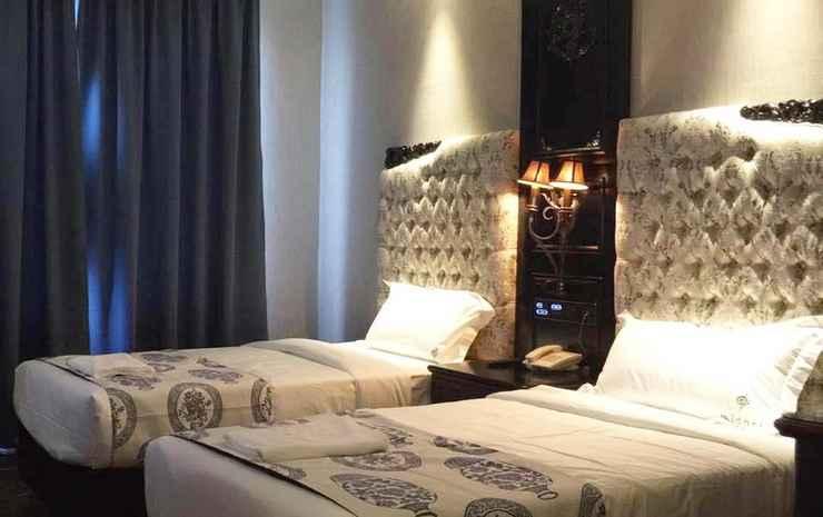 Midori Concept Hotel Johor - Kamar Twin Eksekutif