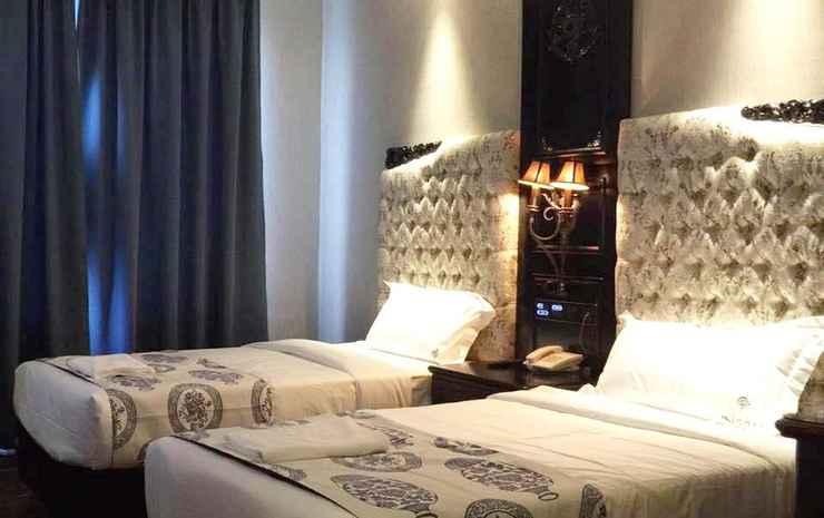 Midori Concept Hotel Johor - Kamar Triple Deluks