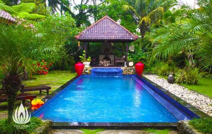SWIMMING_POOL Villa Pakem Yogyakarta