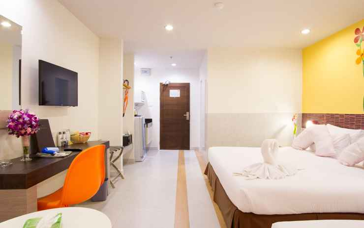 Grand Bella Hotel Chonburi - Deluxe Triple Room Only