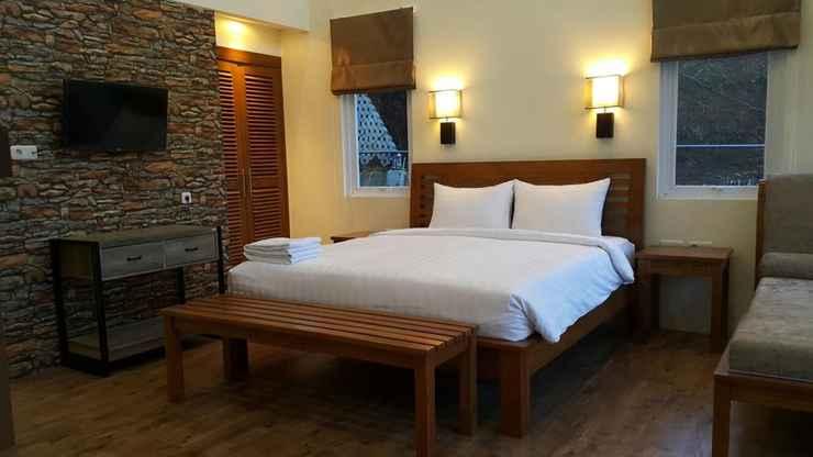 BEDROOM Villa Naisha Lembang
