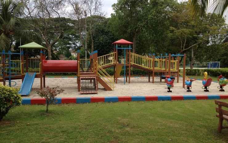 Tanjong Puteri Golf Resort Johor -