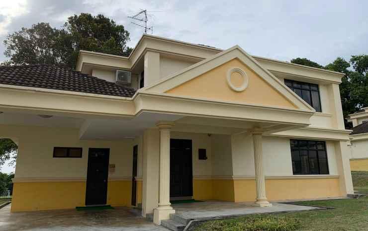 Tanjong Puteri Golf Resort Johor - Bungalow Suite Room