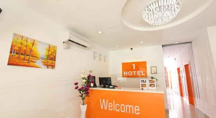 LOBBY 1 Hotel Taman Connaught