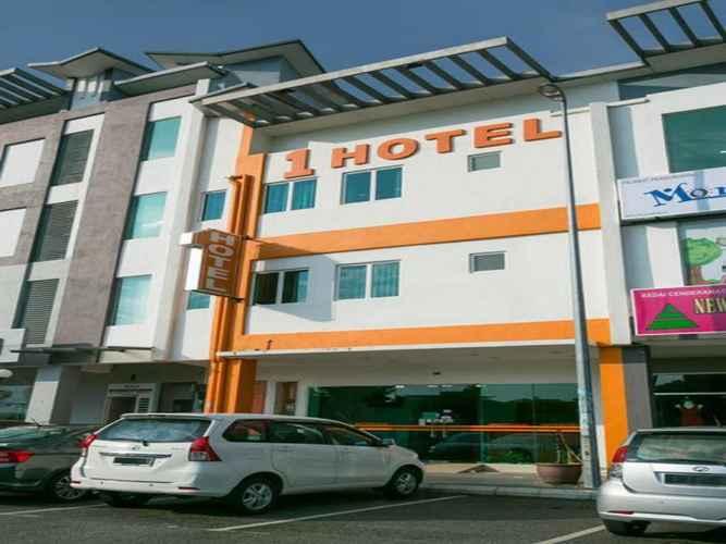 EXTERIOR_BUILDING 1 Hotel Mahkota Cheras