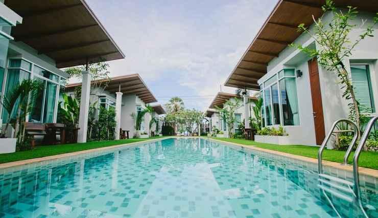 SWIMMING_POOL T-Raya Resort Pranburi