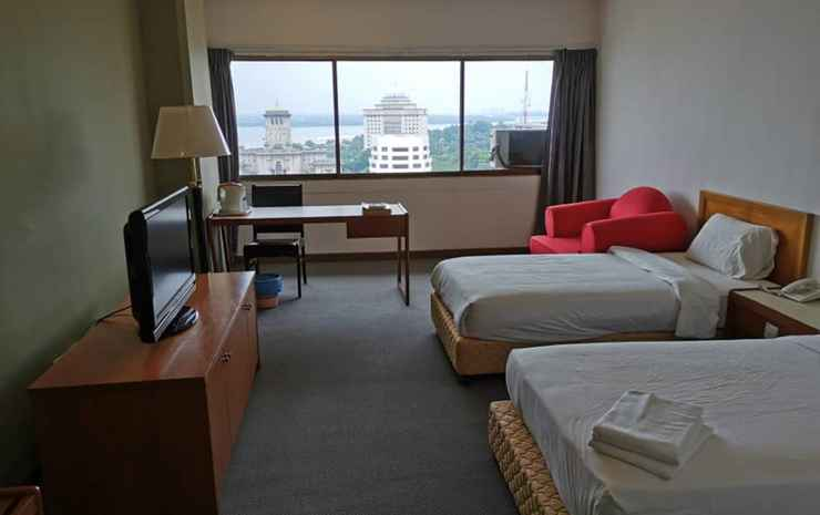 JB Central Hotel Johor - Sea View Deluxe Twin Room