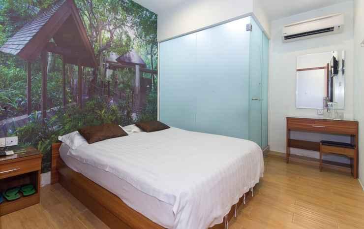 Rain Forest Hotel Chinatown Kuala Lumpur - Standard Double Room