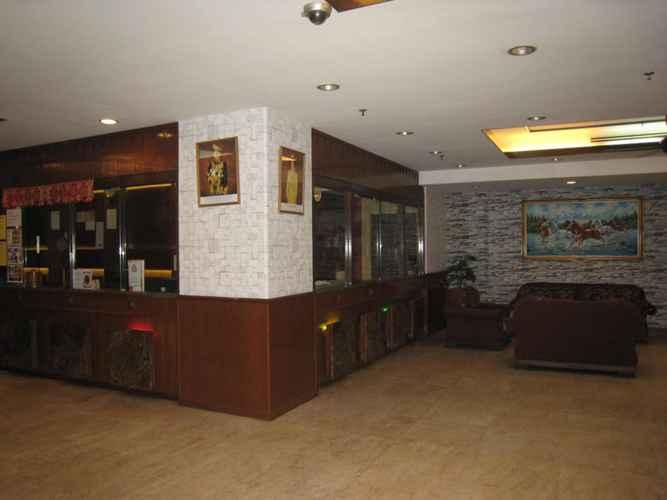 LOBBY WW Hotel KL