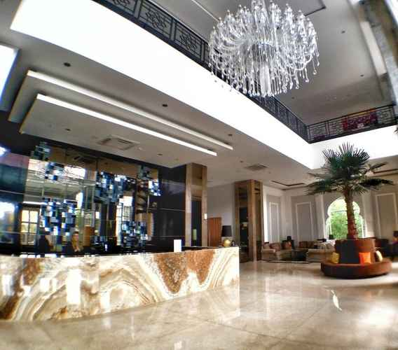 LOBBY Grand Serela Yogyakarta by KAGUM Hotels