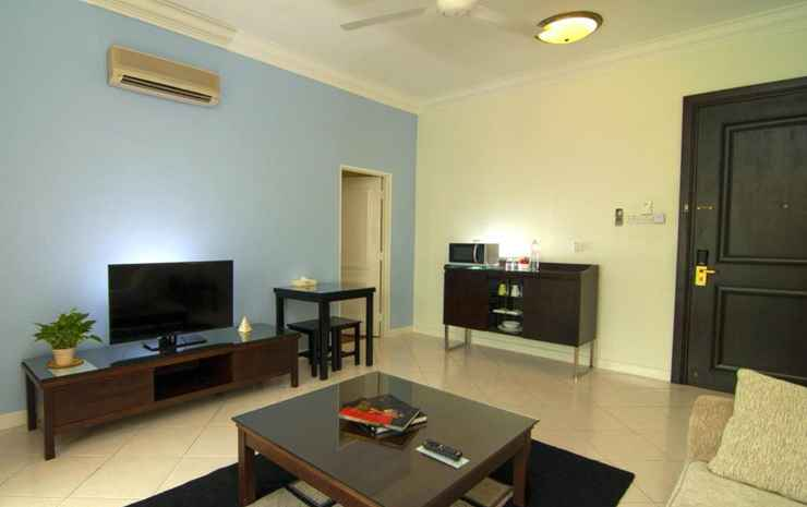 Wedgewood Residences Kuala Lumpur - Deluxe One-Bedroom Apartment