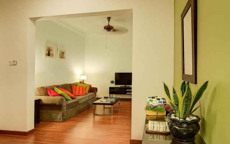 Wedgewood Residences Kuala Lumpur - Deluxe Two-Bedroom Apartment