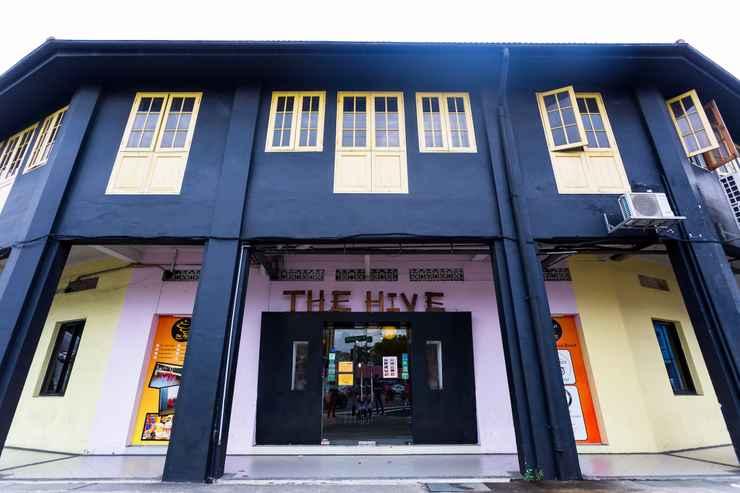 EXTERIOR_BUILDING The Hive Singapore Hostel