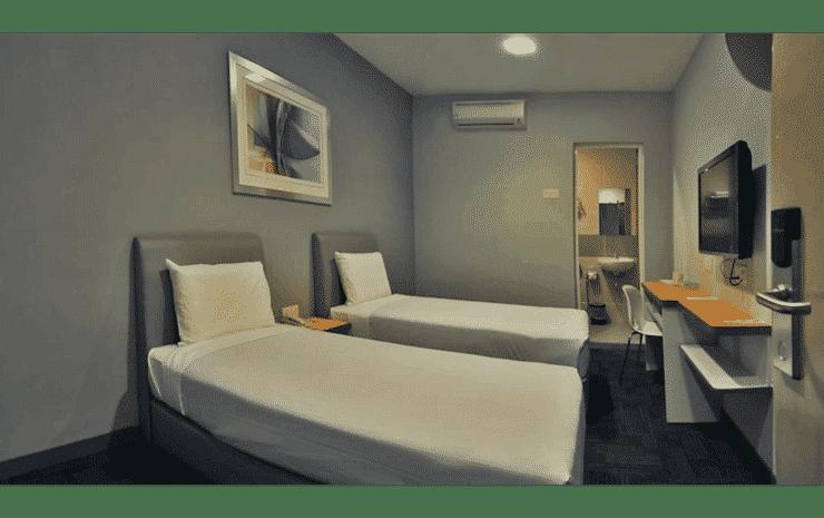 U Pac Hotel Kuala Lumpur - Superior Twin Room (No Window and No Breakfast)