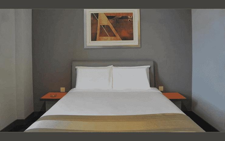 U Pac Hotel Kuala Lumpur - Standard Double Room (No Window and No Breakfast)