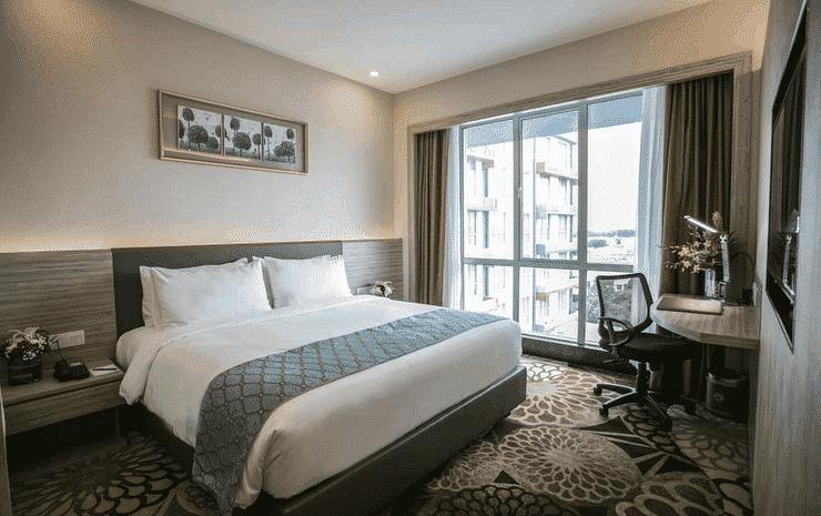 V8 Hotel Johor - Double Deluks